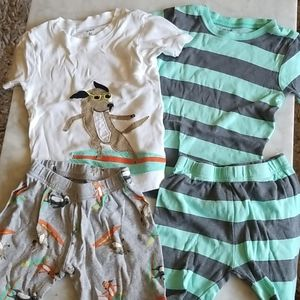Carter's pajama bundle